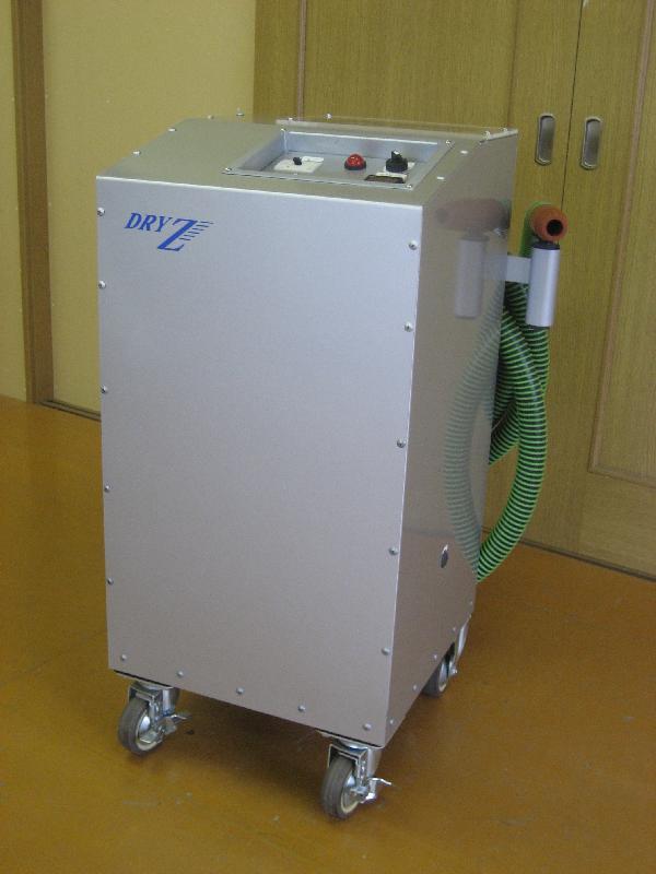 低圧高風量コンプレッサー