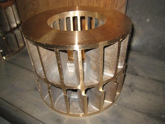 合金製ポンプ