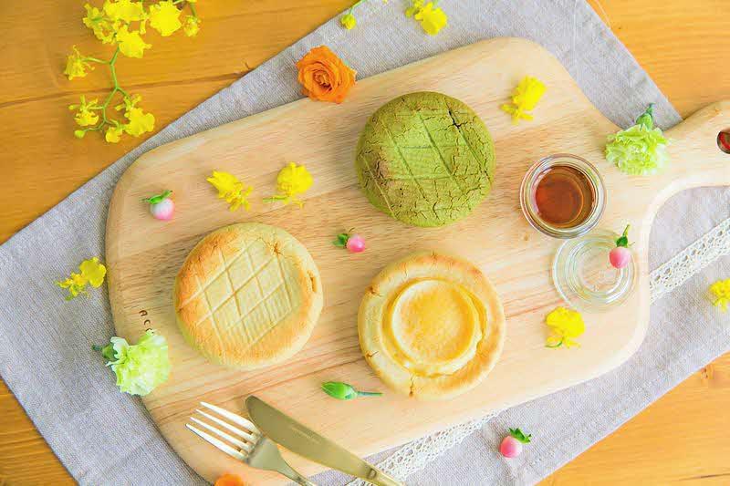 島根県産きぬむすめ米粉のフレンチトースト