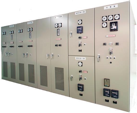 キュービクル式高圧受変電設備