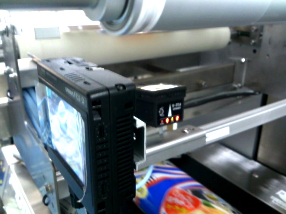 印字検査カメラです